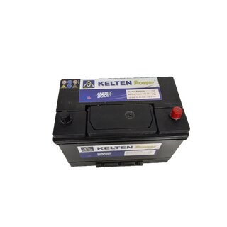 KELTEN Power® ENERGY BOOST KPG80 Starterbatterie 12V  90AH 700A ENERGY BOOST KPG80