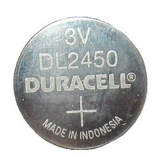 Duracell Lithium 2450 - lose Ware