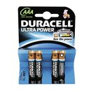 Duracell Ultra Power-AAA (MN2400/LR03) 4er Blister mit...